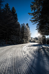 Snowy Road (Ignatius Wahn) Tags: todtnau badenwürttemberg deutschland