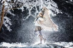 Snow Dance (のの♪) Tags: dd dollfiedream snow