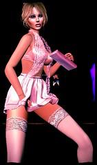 Tammy in soft pink yummi (Irieries Moses) Tags: firestormsecondlife pastelpink dancing clubbing tgurls fun dancesecondliferegionbusisecondlifeparcelstockingtopsshemaletransgenderandsissycabaretsecondlifex84secondlifey29secondlifez1200