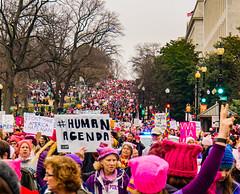 2017.01.21 Women's March Washington, DC USA 00094