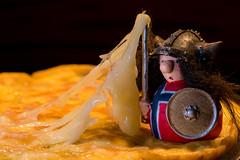 Cheese Victory (explored 7/Feb/2017) (Mustafa Kasapoglu) Tags: macromondays saycheese macro macrophotography macrophoto 105mmf28