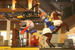 IMG_1916 Lego Store (grail76) Tags: tiger mallofamerica knight caveman leggo