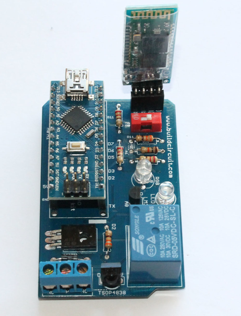 The Worlds Best Photos By Buildcircuit Flickr Hive Mind Experiments With Lm358 Arduino Nano Bluetooth Module And 3 Tags