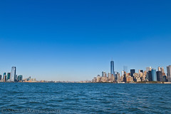 Hudson River (SamuelWalters74) Tags: newyorkcity newyork unitedstates manhattan worldtradecenter financialdistrict batteryparkcity worldfinancialcenter nycskyline newyorkharbor 7worldtradecenter freedomtower 1worldtradecenter 1wtc brookfieldplace oneworldtradecenter 4worldtradecenter