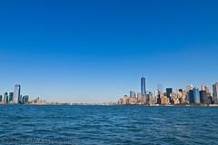 Hudson River (SamuelWalters74) Tags: newyorkcity newyork unitedstates manhattan worldtradecenter financialdistrict batteryparkcity worldfinancialcenter nycskyline newyorkharbor 7worldtradecenter freedomtower 1worldtradecenter 1wtc brookfieldplace oneworldtradecenter 4worldtradecenter