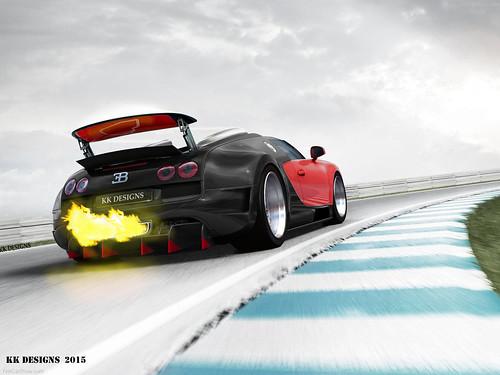 Good Ordinaire Bugatti Veyron Backfire