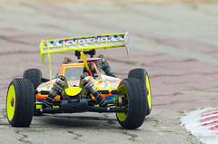 RC94 Masters Kyosho 2015 - Double-Gauche #1-18 (phillecar) Tags: scale race training remote nitro masters remotecontrol 18 buggy bls rc kyosho 2015 brushless truggy rc94