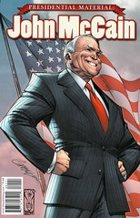 John McCain: Presidential Material (FranMoff) Tags: comicbooks campbell jscottcampbell johnmccain presidentialmaterial