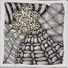 Windmills of my Mind (molossus, who says Life Imitates Doodles) Tags: zia zentangle zendoodle zentangleinspiredart