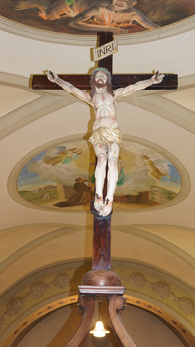 Cross Where St. Pio Received the Stigmata