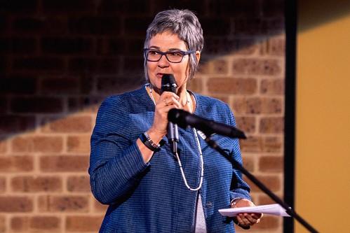 ECU South WEst Dean Lyn Farrell TEDxYouth@Bunbury