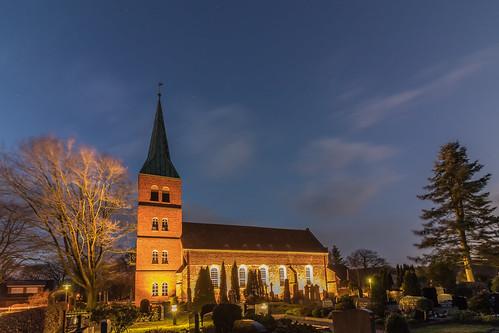 Kirche Loga HDR