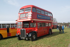 LUC 488 (Gricerman) Tags: luc488 londontransport rtbus rt rtbuses rt4139 detling southeastbusfestival
