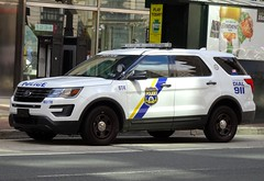PPD 6T4 (Aaron Mott) Tags: police policecar policeinterceptor ppdpolicecar phillypolice philadelphiapolice philadelphia philadelphiapolicedepartment ford fordexplorer piu ppd