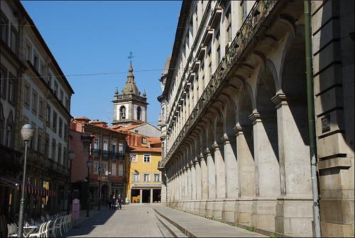 Rua do Castelo (Braga, 25-9-2014)