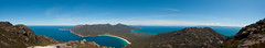 Wineglass Bay (Panorama)
