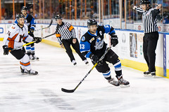 "Missouri Mavericks vs. Wichita Thunder, January 7, 2017, Silverstein Eye Centers Arena, Independence, Missouri.  Photo: John Howe / Howe Creative Photography • <a style=""font-size:0.8em;"" href=""http://www.flickr.com/photos/134016632@N02/31872457930/"" target=""_blank"">View on Flickr</a>"