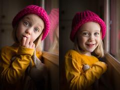 4| 365 (trois petits oiseaux) Tags: kids diptych children 365