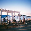 Bike Taxis (jennyfur53) Tags: cienfuegos dianamini lomo lomography