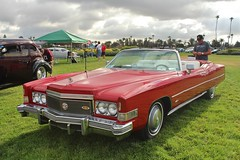 Road Kings Car Show 2016 (USautos98) Tags: 1974 cadillac caddy caddie eldorado convertible