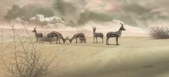 DEVIN 2 (Roy Mildor CEO of RM ~Art of poses ~) Tags: devin sl secondlife destination sim desert animals wüste sand afrika steppe tiere chill hangout