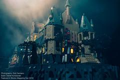Blocks Mag: Harry Potter Hogwarts 05 (Agaethon29) Tags: lego afol legography brickography legophotography minifig minifigs minifigure minifigures toy toyphotography macro cinematic 2016 harrypotter blocksmagazine hogwarts