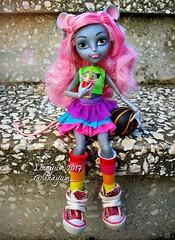 (Linayum) Tags: mouscedesking mh monster monsterhigh mattel doll dolls muñeca muñecas toys juguetes linayum