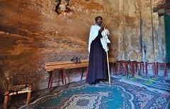Ethiopia- near Lalibela (venturidonatella) Tags: ethiopia etiopia africa coptpriest chiesecopta portrait ritratto persone gentes people colori colors nikon nikond200 d200