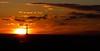 Je me souviens... de cet extraordinaire balcon (Loanne Lo ou Lolo) Tags: paris toureiffel sunset coucherdesoleil nuages orange