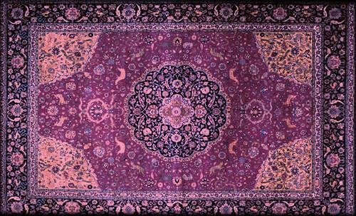 """Alfombras, espacios íntimos que simbolizan templos, árboles de la vida y el conocimiento, astros y paradisos. • <a style=""""font-size:0.8em;"""" href=""""http://www.flickr.com/photos/30735181@N00/32487288421/"""" target=""""_blank"""">View on Flickr</a>"""