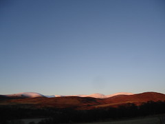 morning light (Mr Trekker) Tags: alpenglow angushills glenesk scotland scotlandsglens scottishhighlands
