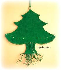 CIMG9012 (Helenadea) Tags: macrame knots alberello tree natale decor craft