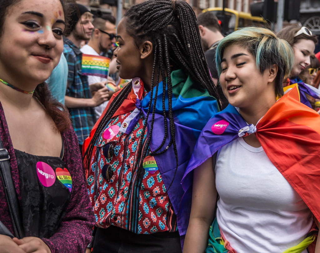 DUBLIN 2015 LGBTQ PRIDE PARADE [WERE YOU THERE] REF-105986
