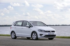 Volkswagen Golf Sportsvan BlueMotion