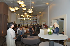 Honoring Munera Swar - تكريم الكاتبة البحرينية منيرة سوار
