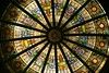 Los Angeles Natural History Museum (Stephanie_Asher) Tags: california nature canon 50mm losangeles stainedglass science dome f18 dslr naturalhistorymuseum digitalrebelxti