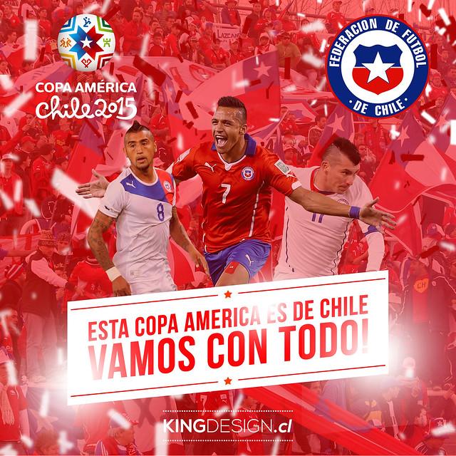 Afiche Copa America