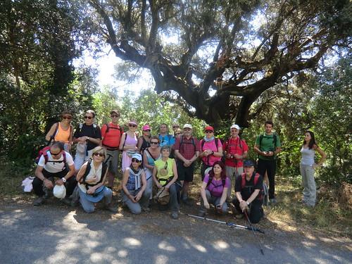 Fotografía Paquita Valdi Marcha 391 27 y 28 de Junio Parque Natural de la Encina de Lastra Ourense 2 (7)