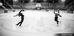 Patinage Artistique Shoot @ BCF Arena, Fribourg, 08.04.2015 (STEMUTZ.COM Let's capture your story) Tags: iceskating fribourg freiburg eiskunstlauf 2015 patinageartistique stemutzphoto photographerstphaneschmutz bcfarena clojutzet leslyclment magaliegavillet