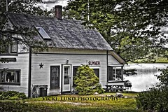 Cozy in Sumner (Vicki Lund Photography) Tags: travel houses summer camp tourism architecture pond artist raw fineart rustic shed maine tourists eastcoast freelance sumner madeinamerica timberframe freelancephotographer d90 shingled maineartist fineartprints mainephotographer fineartlandscape uptacamp vickilundphotography httponfbmevickilundphotographywelcome mainegov vickilund vickilundmaine dsc9945vlp