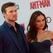 Derek Theler & Christina Ochoa at the World Premiere of Marvel's Ant-Man #AntMan #AntManPremiere - DSC_0461