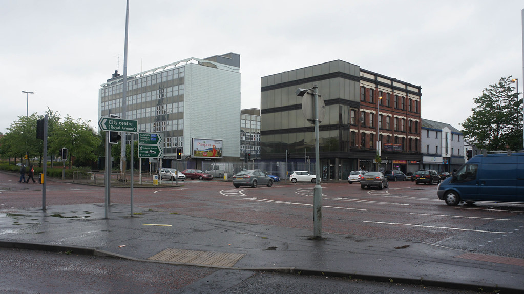 BELFAST CITY MAY 2015 [RANDOM IMAGES] REF-106452