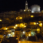 "Matera at Night <a style=""margin-left:10px; font-size:0.8em;"" href=""http://www.flickr.com/photos/14315427@N00/19323720266/"" target=""_blank"">@flickr</a>"