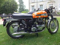 Norton Atlas 750cc OHV (Michel 67) Tags: classic vintage motorbike antigua antiguas moto motorcycle ancienne motocicleta motorrad vecchia motocicletta motocyclette clasica vecchie clasicas motociclette motociclete classik motocyklar motocicletti
