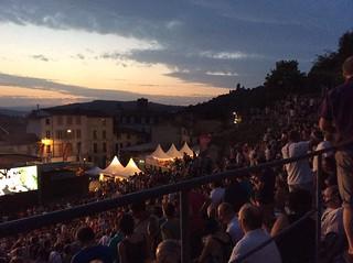 Festival de jazz de Vienne, France