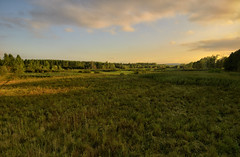Capvespre al Estany de Sils (Adrià Cabo) Tags: summer nature landscape atardecer natura paisaje girona nubes nd verano hitech estiu paisatge ndg sils estany nubols capvespre lucroit