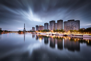 Paris on water