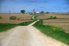 Iowa Farmland (ap0013) Tags: iowa country rural farm farmland agriculture ruraliowa ia countryroad road image invite accepted yextiowa