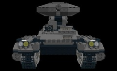 Scorpion Front (TheNerdyOne_) Tags: tank lego halo ldd unsc