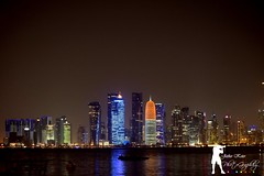 Doha View (jetho_keto) Tags: